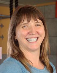 Heather Nusbaum, Instructor at A New Beginning School of Massage Killeen